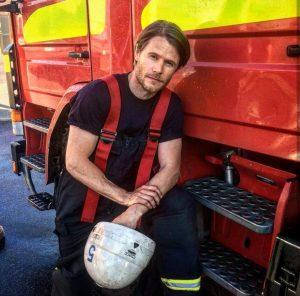 Firefighter model
